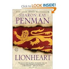 Lionheart: A Novel: Sharon Kay Penman: 9780345517562: Amazon.com: Books