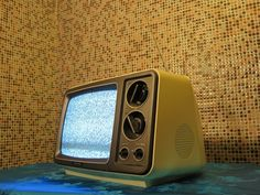 Tatung - 9EA - '70 Vintage Television, Televisions, Vintage Tv, Box Tv, Electronics, Retro, Mini, Beautiful, Design