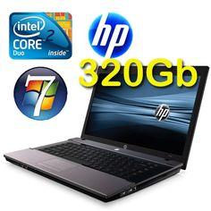 "√ Notebook HP 620 Core 2 Duo T6670 2.2GHz 2Gb 320GB 15.4"" [WEBCAM] DVD±RW Windows 7 Professional - Occasione"