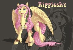 My Little Pony : MLP : Fluttershy