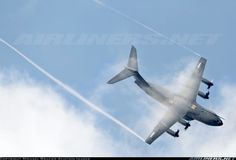 Airbus A400M Atlas; Fairford, England, UK