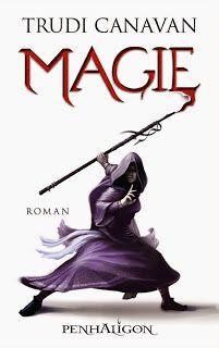 Eine Bücherwelt: Trudi Canavan - Magie
