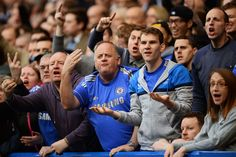 @Chelsea blues fans #9ine