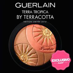 TERRA TROPICA, una edición limitada de #Terracotta de Guerlain que encontrarás en EXCLUSIVA en nuestras perfumerías Bodybell