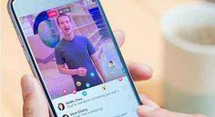 Facebook'ta Snapchat Filtreleri Kullanılacak