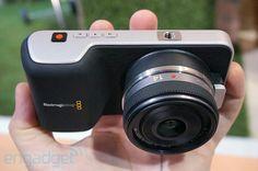 Blackmagic announces Production Camera 4K, $995 Pocket Cinema Camera with MFT mount (hands-on)