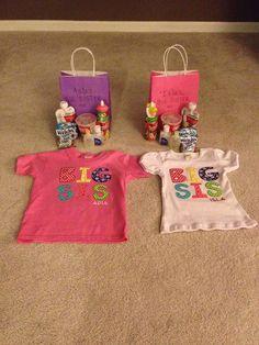 Big Sister Kit or Big Brother Kit ideas