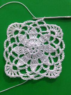 Pretta Crochet: Saia de Crochet