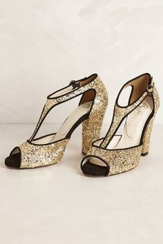 party shoes via anthro
