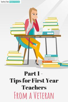 If you are a brand new teacher, check out this letter to first year teachers from a veteran, experienced teacher.  Make sure you don't just survive your first year teaching, but actually thrive.  Part 1 of 2.  Teaching can be rewarding, but it can also be incredibly draining if you don't take steps early on to prevent teacher burn out.  Especially for upper elementary teachers - 3rd grade, 4th grade, and 5th grade teachers. 5th Grade Teachers, New Teachers, Elementary Teacher, Upper Elementary, First Year Teaching, Beginning Of The School Year, Teaching Ideas, Educational Theories, Back To School Activities
