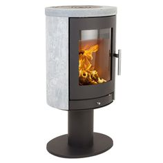 Heta Scanline 850 Wood Burning Stove From Fireplace Products