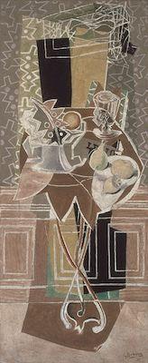 Guéridon, par Georges Braque