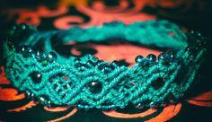 Mermaid Bracelet - Micro Macrame Tutorial