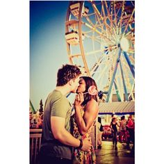 couple kissing | Tumblr ❤ liked on Polyvore