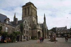 Village de Locronan, petite cité de caractère | Finistère Bretagne