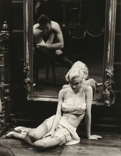 Madonna: Rolling Stone 1991… Flesh and Fantasy photographer by Steven Meisel. S)