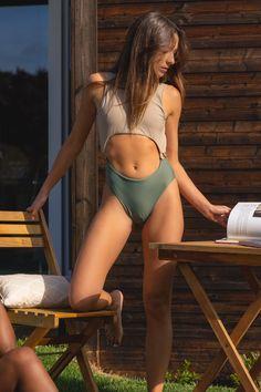 Bikinis, Swimwear, Thong Bikini, Artsy, Collection, Fashion, Bathing Suits, Moda, Swimsuits