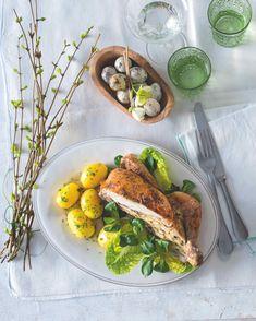 Pečené kuře je prý naše nové národní jídlo. Na velikonočním stole vynikne v jakékoli podobě. Avocado Toast, Breakfast, Food, Morning Coffee, Essen, Meals, Yemek, Eten