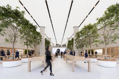 Apple Regent Street store by Foster + Partners, London – UK » Retail Design Blog