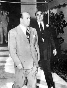 473a9057f4e Capone in Florida Chicago Outfit