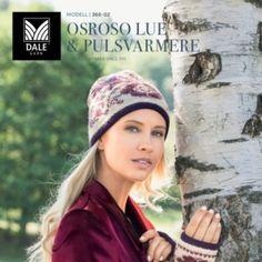 DG366 OSROSO – Dale Garn Winter Hats, Colour, Knitting, Fashion, Threading, Color, Moda, Tricot, La Mode