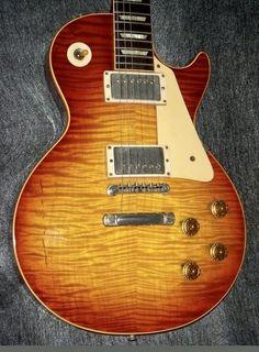 Gibson Electric Guitar, Gibson Guitars, Electric Guitars, Unique Guitars, Vintage Guitars, Music Guitar, Cool Guitar, Best Guitar Players, Les Paul Guitars