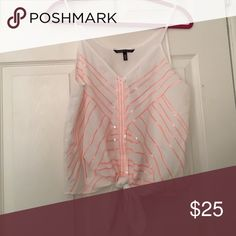 New small Victoria secret sequence top Never used Tops Blouses