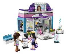 """Sexist"" new Lego range targets girls"
