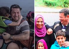 21 Beautiful Moments Of Humanity From The Ongoing Refugee Crisis