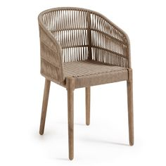Shop Kenitra Dining Armchair at Interiors Online. Exclusive High End Furniture. Outdoor Living Furniture, Furniture For You, Outdoor Dining, Furniture Making, Outdoor Chairs, Home Furniture, Furniture Design, Garden Furniture, Indoor Outdoor