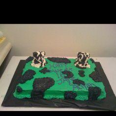 Cow cake i made