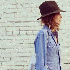 I Love Your Style: I ♥ Your Denim Style: Hannah Henderson