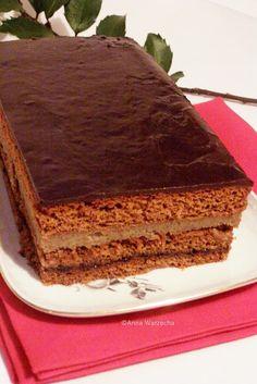 Polish Recipes, Tiramisu, Gingerbread, Food And Drink, Cookies, Baking, Ethnic Recipes, Tulips, Pies
