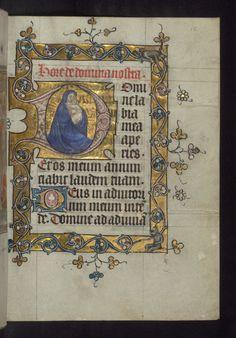 Doffinnes Hours [pby] 15th century, Utrecht
