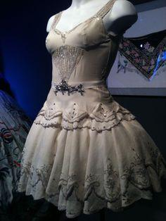 Versace ballet costume.