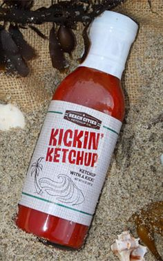 Eat This Now: Kickin' Ketchup - Stick a Fork In It    Find your nearest Kickin' Ketchup at www.kickinketchup.com.