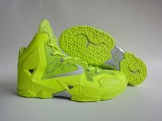 Nike Lebron James 11 Shoes #004