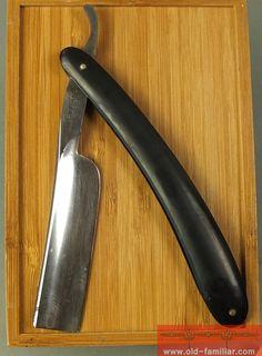 Boland Flach/Hohl Rasiermesser Mikrotom ,straight razor, coupe choux,