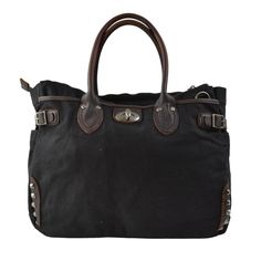 Canvas Borchie Czarny Michael Kors Hamilton, Bags, Fashion, Handbags, Moda, Dime Bags, Fasion, Totes, Hand Bags