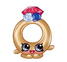 Shopkins From Moose Bubbles Cute Toys