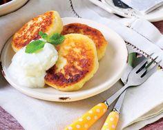 Clatite de branza Pancakes, Breakfast, Food, Morning Coffee, Essen, Pancake, Meals, Yemek, Eten