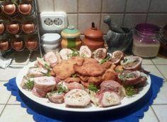 Pork, Meat, Chicken, Pork Roulade, Pigs, Buffalo Chicken, Cubs, Pork Chops