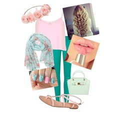 """Spring Break"" by yoshi11419 on Polyvore"