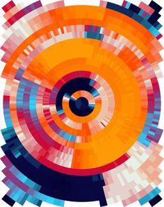 visualgraphc:  Coded Canvas - Nick Taylor     -SuperBruut /...