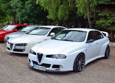 Alfa Romeo 156, 159 & 147