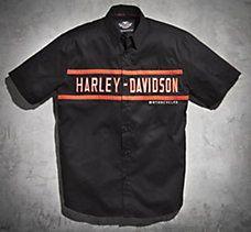 Sport Stripe Garage Shirt