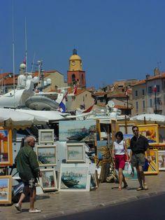 Hyeres 2001  St Tropez Provence France, Times Square, Street View, Travel, Viajes, Provence, Destinations, Traveling, Trips