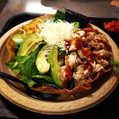 #bajafresh www.facebook.com/bajafresh #salsa #healthy #delicious #salad #avocado Salsa, Cobb Salad, Avocado, Tacos, Fresh, Facebook, Healthy, Ethnic Recipes, Food
