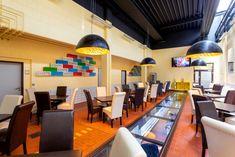 Lesen Sie in unserem Blog alles zum Tema Restaurant Beleuchtung Conference Room, Table, Design, Furniture, Home Decor, Products, Blog, Fine Dining, Modern Restaurant