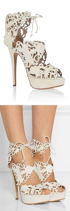 Cut out sandals | Charlotte Olympia